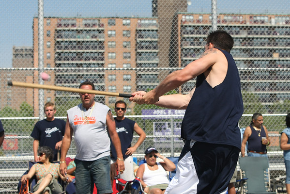 Stickball NY Emperors Memorial Day 2008 - Whompers