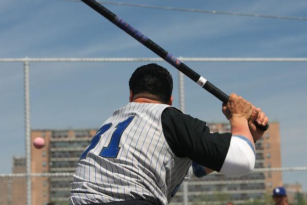 Stickball NY Emperors Memorial Day 2008 - Royals