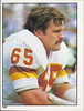 Dave Butz 1981 Topps Stickers