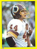 John Riggins 1982 Topps Stickers