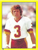 Mark Moseley 1982 Topps Stickers