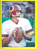 Joe Theismann 1982 Topps Stickers