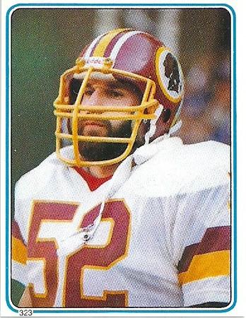 Neal Olkewicz 1983 Topps Stickers