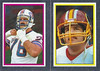 Jeff Bostic 1984 Topps Stickers