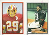 Mark Murphy 1984 Topps Stickers