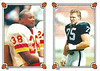 George Rogers 1987 Topps Stickers