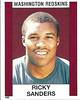 Ricky Sanders 1988 Panini Stickers