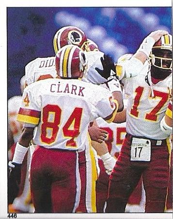 #446 Super Bowl XXII 1988 Panini