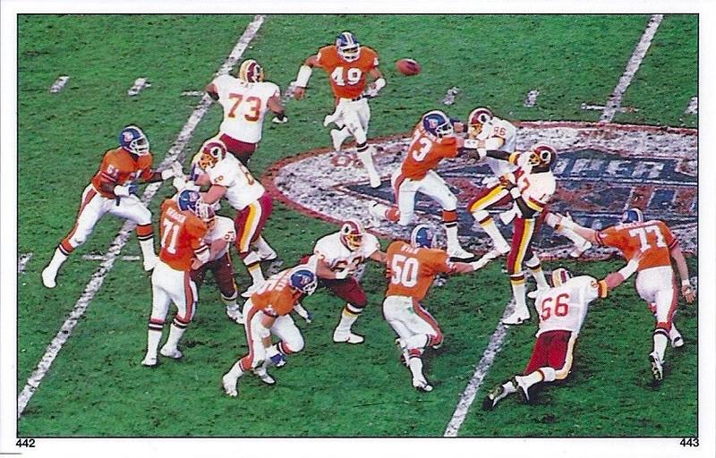 1988 Panini Super Bowl Proof