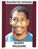 Barry Wilburn 1988 Panini Stickers