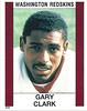 Gary Clark 1988 Panini Stickers