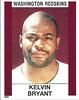 Kelvin Bryant 1988 Panini Stickers