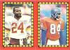 Kelvin Bryant 1988 Topps Stickers