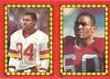 Gary Clark 1988 Topps Stickers