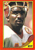 Doug Williams 1988 Topps Stickers