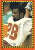Darrell Green 1988 Topps Stickers