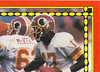 Super Bowl Doug Williams 1988 Topps Stickers