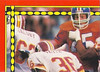 Super Bowl Timmy Smith 1988 Topps Stickers