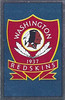 Redskins Crest 1990 Panini Stickers