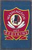 Redskins Crest 1990 Panini Stickers