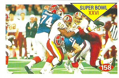 158 SB XXVI Stokes 1992 Diamond Stickers