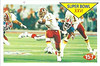 157 SBXXVI Byner 1992 Diamond Stickers
