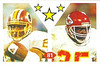 Earnest Byner 1992 Diamond Stickers