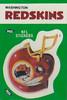 1986 Helmet Fleer Team Action Stickers