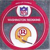1970 Chase & Sanborn Redskins Sticker