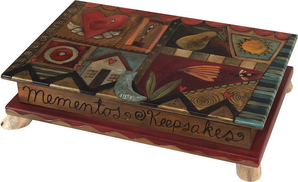 Boxes - Keepsake