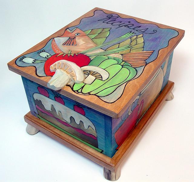 BOX-006-Recipe Box-Mushroom_2039163054_o