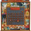 Judaica Perpetual Calendar