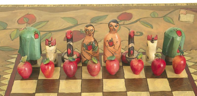 Adam & Eve - sculptural UBGT_7.09