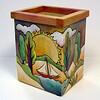 Sticks ® Utencil Box, BOX015-Home Sweet Home Back_3890267878_o