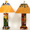 Box Table Lamps 99717-WG