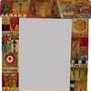Sticks Mirror MIR-053 Cherish Family at Smith Galleries_3814729990_o