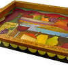 Sticks® Tray TRA001 - Merlot - side view_3573812828_o