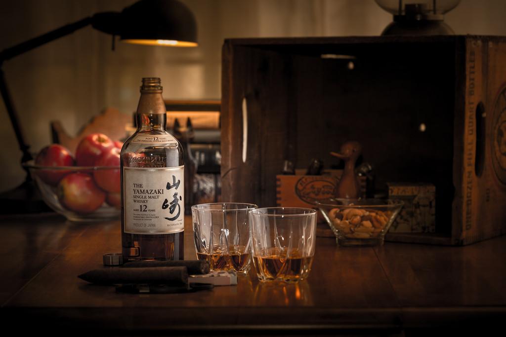 Whisky Promo