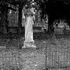 The Solitary Stone - Manchester City Cemetary - Manchester, TN