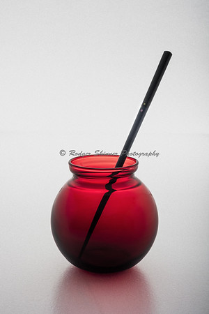 Chopstick in Bottle III