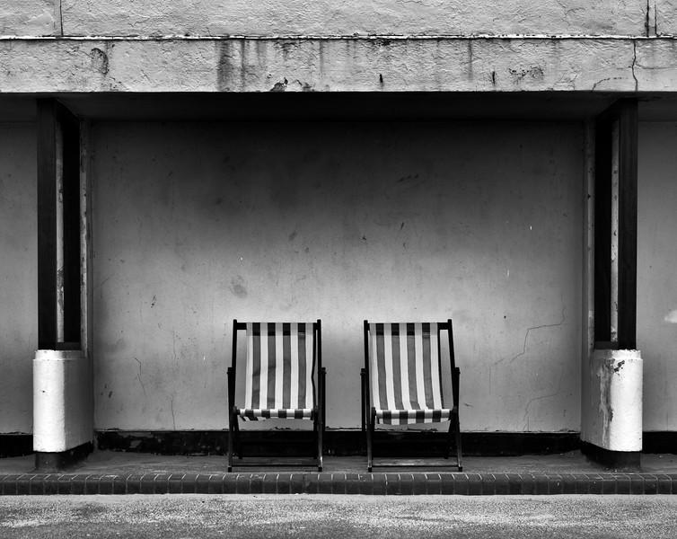 Brighton Deckchairs (1)