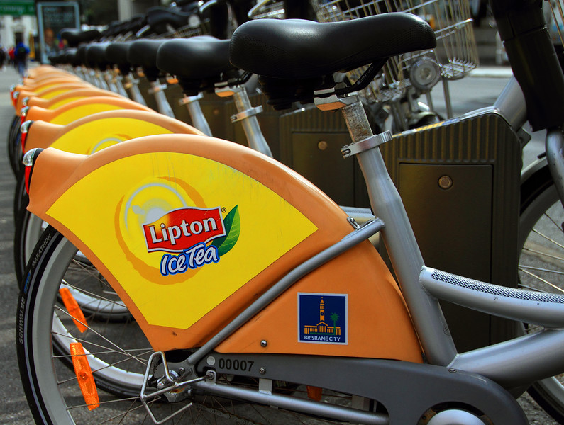 Liptons - Bicycles For Hire Brisbane