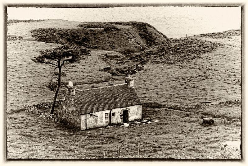 Highland Croft, Applecross,  Scotland