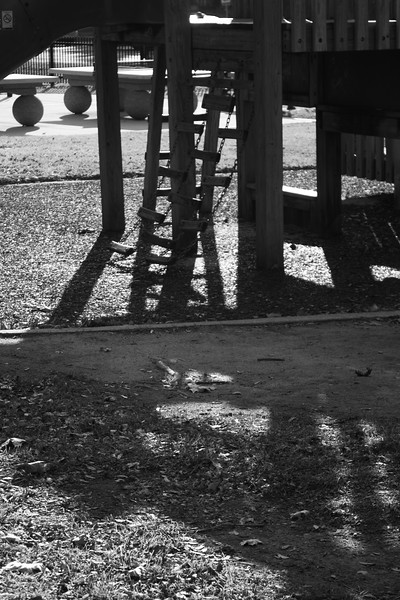 Playground Equipment Shadow