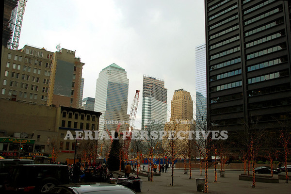 "A view of ""Ground Zero"""
