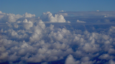 Cloud texture sample