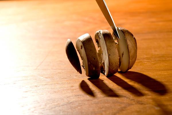 Mushroom slice (0042)