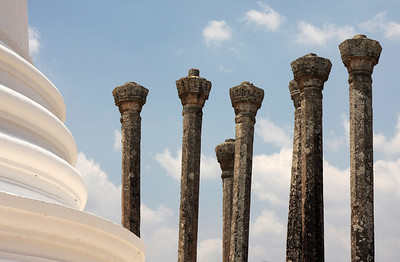 Anuradhapura Temples