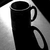 cup shadow