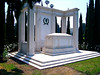The Tomb of early film star,  DOUGLAS FAIRBANKS